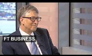 Bill Gates Interview: Tax, Climate and Microsoft | FT Business [Video]