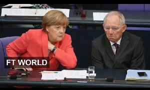 Merkel wins backing on Greek talks | FT World [Video]
