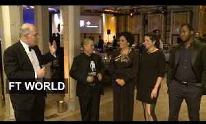 Emerging Voices awards I FT World [Video]
