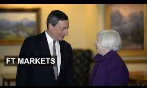 Investors deal with Fed's dithering  | FT Markets [Video]