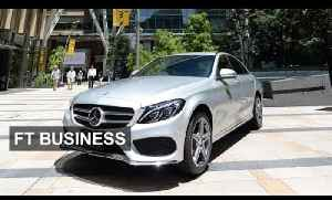 Mercedes-Benz questioned in China pricing probe [Video]