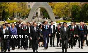 John Kerry's historic Hiroshima visit | FT World [Video]
