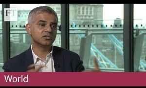 Sadiq Khan on London after Brexit | FT World [Video]