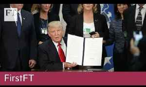 US tax on Mexico, May speech | FirstFT [Video]