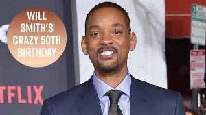 Everything to know about Will Smith's birthday bungee jump [Video]