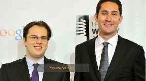 News video: Instagram Founders Snub Mark Zuckerberg In Goodbye Letter