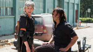 Norman Reedus Not Becoming New Rick [Video]