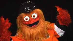 Philadelphia Flyers Introduce Fuzzy Orange Monster Mascot [Video]