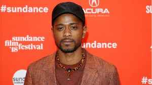 Lakeith Stanfield Teases Superhero Role [Video]