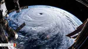 Super Typhoon Trami Captured From Space in Jaw-Dropping Images [Video]
