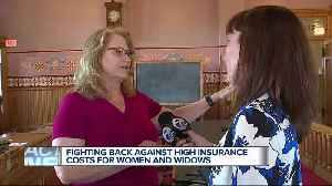 State House insurance Committee chair confronted over women paying more for insurance than men [Video]