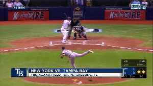 Tampa Bay Rays eliminated from playoffs after losing 4-1 to New York Yankees [Video]