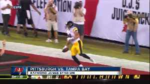 Ben Roethlisberger shines as Pittsburgh Steelers hold off Tampa Bay Buccaneers 30-27 [Video]