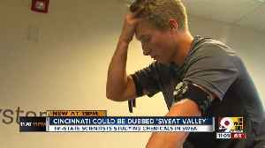 Cincinnati is at the forefront of studying chemicals in sweat and what it could mean for your health [Video]