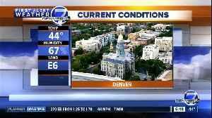 Tuesday morning forecast [Video]