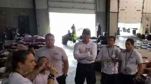 Nevada Task Force One returns home from Hurricane Florence rescue mission [Video]