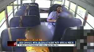 Pasco County teacher's aide accused of abusing student with special needs on bus [Video]