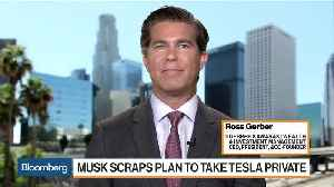 Musk Keeping Tesla Public Was Right Decision, Ross Gerber Says [Video]