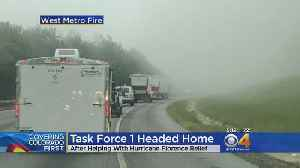 Colorado Task Force 1 Heading Home After Florence [Video]