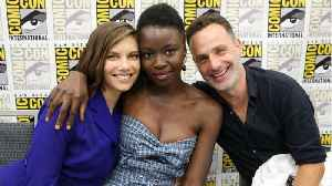 Danai Gurira Balances Two Roles With 'Avengers' and 'The Walking Dead' [Video]