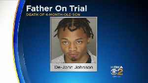 Trial Begins For Teen Accused Of Killing 4-Month-Old Son [Video]