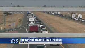 Woman Shot In Neck In Suspected Road Rage Incident On Interstate 5 [Video]