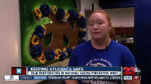National Hazing Prevention Week [Video]