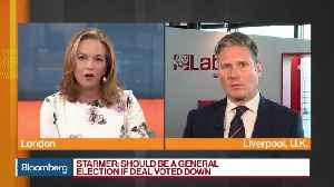 Starmer Says Labour Party Is Leaving Option Open to Remain in EU [Video]