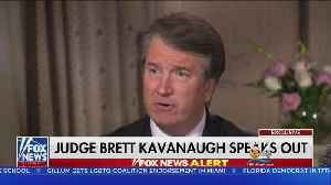 N TV Interview, Kavanaugh Denies Sexually Assaulting Anyone [Video]