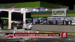 Police Catch Robbery Suspect In The Act In Antioch [Video]