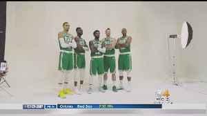 Media Day Wrap: Celtics Eager To Live Up To Lofty Expectations [Video]