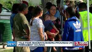 Former Yale Park residents look for new housing [Video]