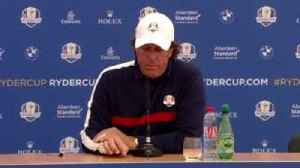Mickelson would cherish away win [Video]
