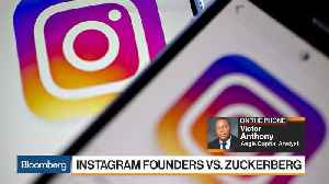 Facebook Analyst Says Instagram to Be Fine After Founders Depart [Video]