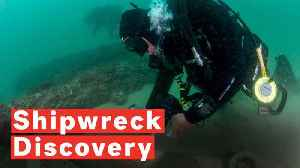 Incredible Video Reveals Renaissance Shipwreck In 'Discovery Of The Decade' [Video]