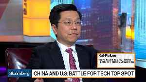 Kai-Fu Lee Says China Innovative With Apps That Don't Exist in U.S. [Video]