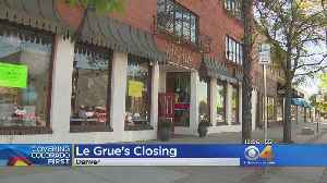 LeGrue's Announces Retirement Sale [Video]