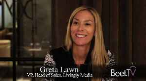 Livingly.com: For Unconventional Women, Purely Programmatic Buyers [Video]