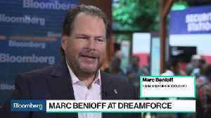 Benioff Says Nothing Is More Important Than Trust at Salesforce [Video]