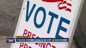 Young voters could be key in November election [Video]