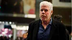 Ron Perlman Signs On To 'Monster Hunter' [Video]