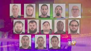 Joint Law Enforcement Operation Nets 13 North Texas Men Caught Allegedly Soliciting Sex From Minors [Video]