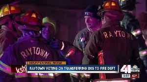 Raytown officials to vote on EMS transfer [Video]