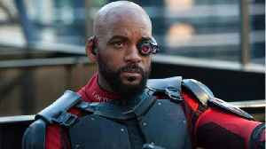 Will Smith Wants A Deadshot Movie [Video]