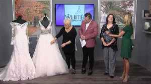 Ultimate Big Blue Wedding Giveaway: The White Dress of Lexington [Video]
