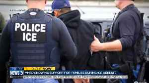 Madison area schools provide support, resources for families in response to ICE activity [Video]