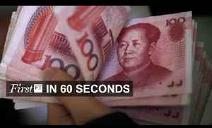 London's renminbi bonds, Democratic debate | FirstFT [Video]