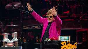 Elton John Adds Additional Dates To North America Farewell Tour [Video]