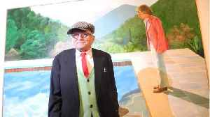 Westminster Abbey Unveils Queen's Window Designed By Artist Hockney [Video]