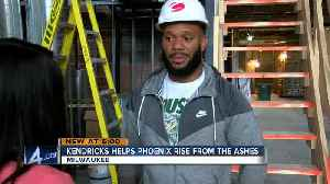 Packers tight end Lance Kendricks supports Sherman Phoenix project [Video]